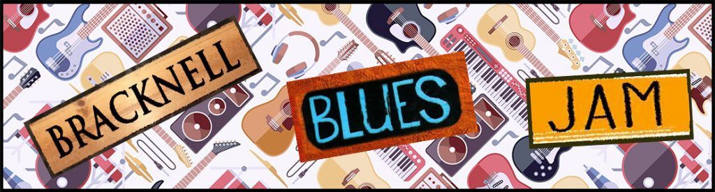 Bracknell Blues Jam logo